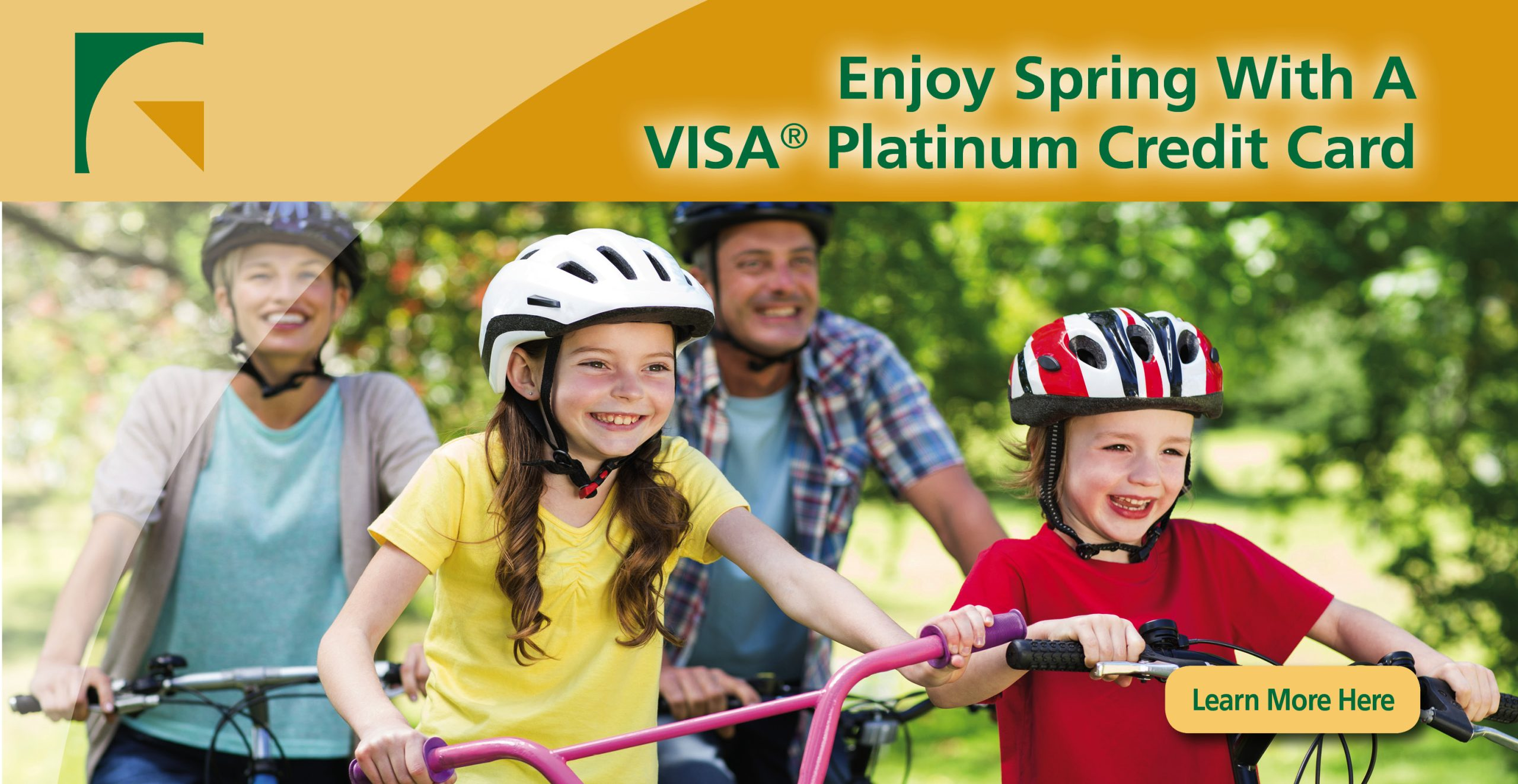 enjoy spring with visa
